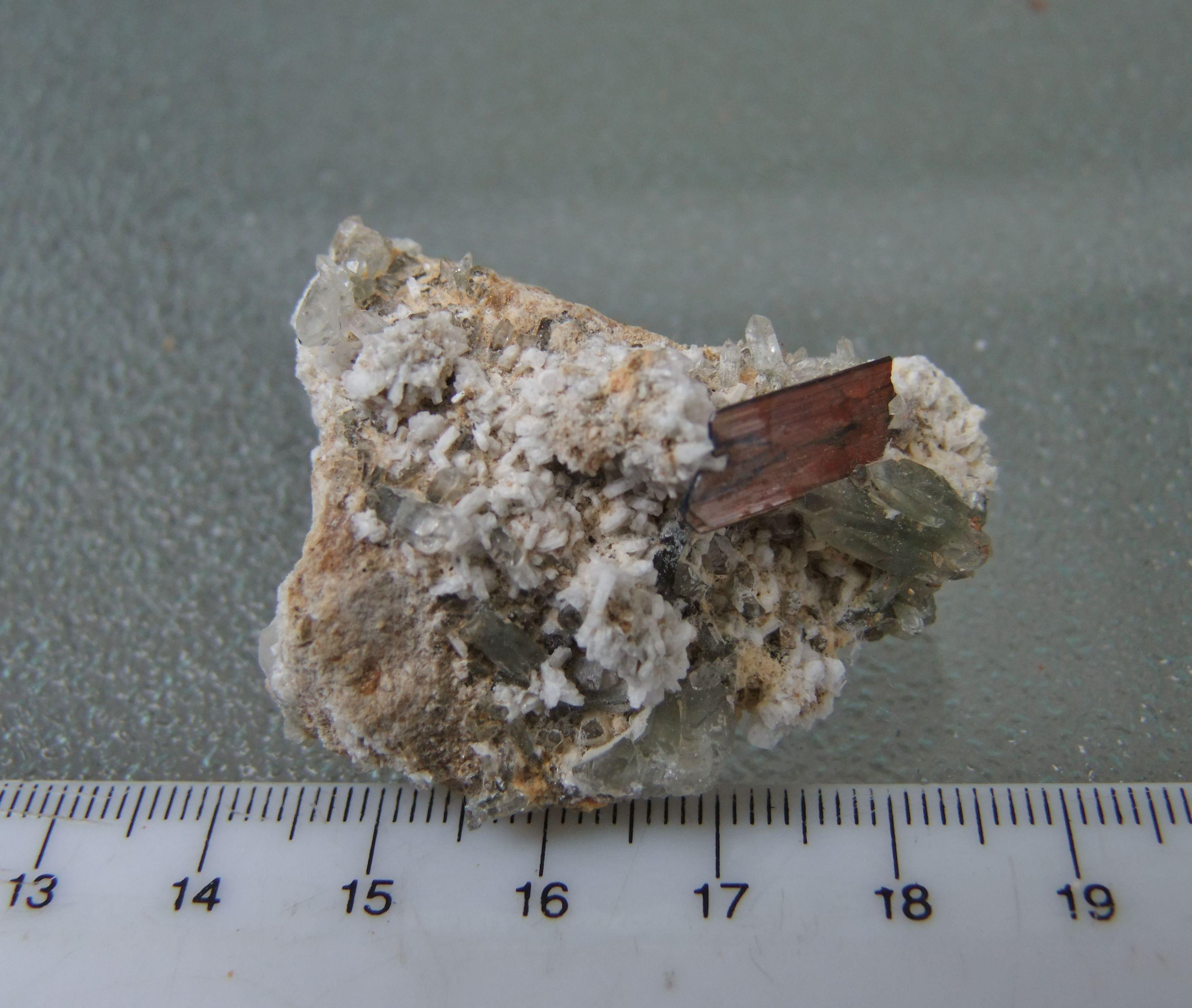 RARE Brookite (One of The Synergy 12 Stones)